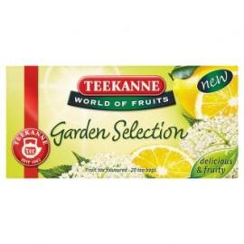 Teekanne Garden selection bodzavirág-citromos 50g 1/12