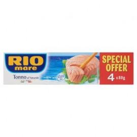 Rio Mare tonhaldarabok sós lében 3x80g 1/1